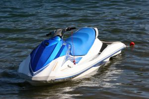 Citrus County, Inverness, Crystal River Boating Accident - Jet Ski