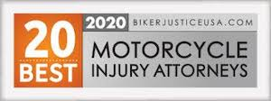 Top 20 Best Motorcycle Injury Attorney